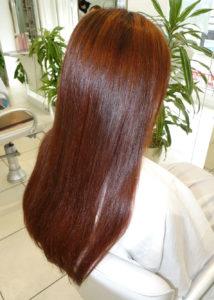 髪質改善ストカラー ¥5000 OFF¥34000→¥29000(税別)