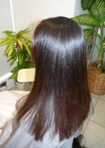 髪質改善ストレート¥3000 OFF¥25000→¥22000(税別)