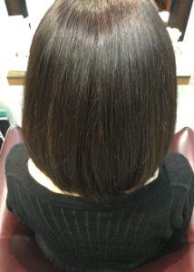 【これまでにない艶感】髪質改善ストレート&カラー+カット ¥34,000→¥31,000