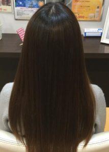 輝髪キラガミヘアオペ毛髪改善+プラチナアミノイオントリートメント