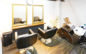 Treatment Salon Throne