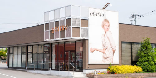HAIR & BEAUTY QUATRO 小山店