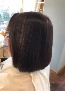 【人気No,2】美髪矯正シルクレッチ®︎(髪質改善)+カラー+カット¥29,800⇒¥23,800