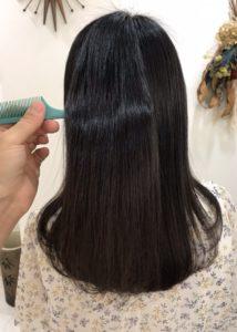 美髪矯正シルクレッチ®︎(髪質改善)
