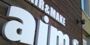 HAIR&MAKE aim.s SUR UN NUAGE